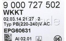 Bosch - Módulo - tarjeta de potencia - progr. - 00658840