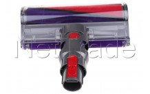 Dyson - Cepillo de aspiradora - cabeza limpiadora de rodillo suave- - 96648912