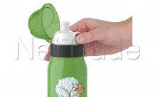 Emsa - Iso2go iso steel - botella  forest friend 0.5l - 518374