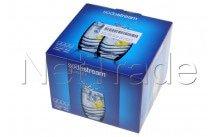 Sodastream - Caja soda stream con 4 vasos bnl icónicos. - 8719128111537
