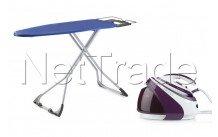 Domo - Generador de vapor púrpura + tabla de planchar gratis - DO7110S