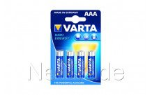 Varta high energy - lr03 - mn2400 - aaa - bl.4st. - 4903121414