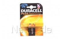 Duracell plus - mn1604 - 6lr61 - 9v - - MN1604