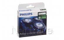 Philips - Cabezales para afeitado hq56s super reflex (3 pzas) - HQ5650