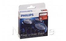 Philips - Cabezales para afeitado hq9s - smart touche (ampolla por 3pzs) - HQ950