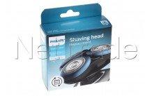 Philips - Cabezales para afeit -  sh70/70 - sensotouch 3d  shaver series 7000 (blister pro 3pcs) - SH7070