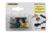 Karcher - Juego de boquillas de repuesto universal (ex t350) - 26433380