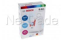 Bosch - Bolsas para aspiradoras tipo g all - 17003048
