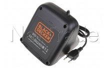 Black&decker - Cargador de baterías para herramientas eléctricas - 36v - 9061633701
