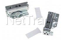 Electrolux - Kit scharnieren  inclusief covers voor de scharnieren - 4055504197