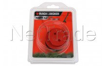 Black&decker - Bobina trimmer para césped trimmer - A6044XJ