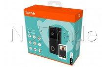 Acme - Video timbre acme smarthome wi-fi con visión nocturna, detección de movimiento, audio bidireccional, - 247075