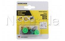 Karcher - Juego de boquillas de repuesto universal (ex t350) - 26440810