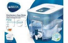 Brita - Water filter jug flow cool blue 8.5l - 1039259