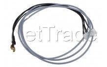 Dometic - Conexión cableado quemador dispositivo de control electrónico - 241279640