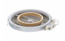 Bosch - Vitrocerámica doble zona 23 cm 2200/750w alt356260 - 00356260