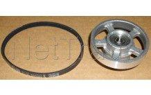 Beko - Rueda de cadena tracción motor-alu dpu8380x - 492204404