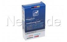 Bosch - Pano de limoieza para superficies d acero inox - 00312007