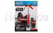 Oral-b - D100 star wars + beker - 4210201307761