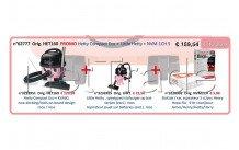 Numatic - Promo hetty compact eco +  little hetty + nvm-1ch 5 - HET160