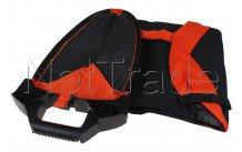Black&decker - Bolsa recogedora (naranja/negro) para soplador - 90548688