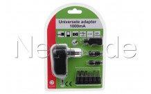 Universal - Adaptador 1000ma - 161000
