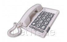 Fysic - Teléfono con teclas grandes - FX3100