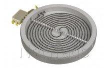 Whirlpool - Hilight plaat 180mm 1700w 230v - 480121101516