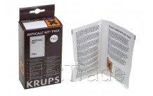 Krups - Kit de descalcificación para cafetera espresso f054 - F054001B