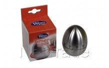 Wpro - Eierwekker in inox 60 min - 480181700572
