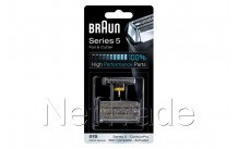 Braun - Combi pack-360 ° complete-51s- plateado - 81387975