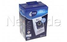 Electrolux - E201sm - bolsa para aspiradora. s-bag class long performance- 12 piezas - 9001684811