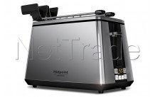 Hotpoint - Tostadora  ultimate collection digital - TT22EUP0