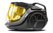 Rowenta - Aspirador de trineo sin bolsa x-trem power cyclonic 4a - negro y amarillo - RO6984EA