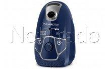 Rowenta - Aspiradora cilíndrico con bolsa x-trem power 3a - azul 750w - RO6831EA