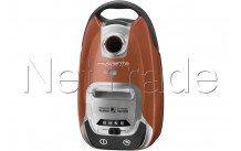 Rowenta - Aspirador de trineo con bolsa silence force 4a parquet naranja 750w - RO6432EA