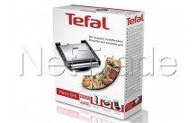 Tefal - Parilla panini 2000w - GC241D12