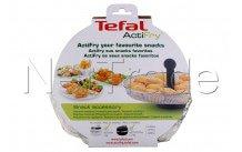 Seb - Inzetmand voor kroketten - grille snacking actifry snackmandje - XA701074