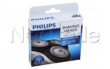 Philips - Cabezales de afeitado - sh30 - shaver series 3000 -  blister 3pcs - SH3050