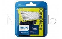 Philips - Lámina de afeitado - oneblade qp220/55 - 2 piezas - QP22055