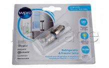 Wpro - Led koelkastlamp - 1w - e14 - t25 - 484000008964