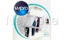 Wpro - Kit de unión universal con cajón y sistema de seguridad de bloqueo - 484000008545