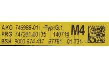 Bosch - Module - stuurkaart vw - 00655545