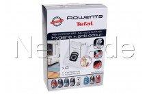 Rowenta - Bolsa higiene+ antiolor*4 - ZR200720