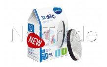 Brita - Paquete de 3 filtros para fill & serve y fill & go vital - 1020107