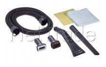 Karcher - Set de limpieza para coche de 7 piezas, aspiradora para húmedo/seco dn3 - 28632250