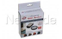 Seb - Cassette filter+filter rond - ZR005901