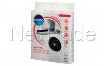 Wpro - *wpro* filtro de carbón activo redondo d180 - 484000008647