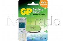 Gp batería teléfono gigaset a16-400mah 2.4 v - 220436C1