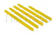 Cogex - Hoja para decoupe sierra 5 piezas compatible